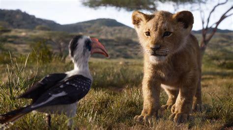 lion king    shot  shot remake jon favreau