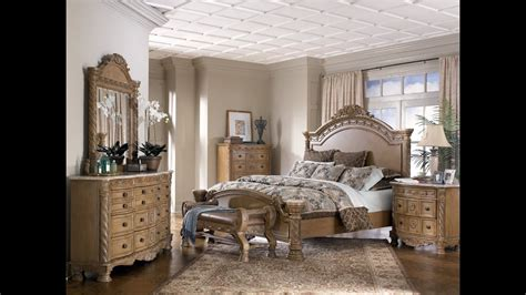 ashley furniture bedroom sets king youtube