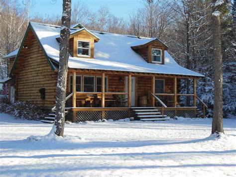 Cabins White Mountains Nh by Unique Log Cabin In A White Mountain Vrbo