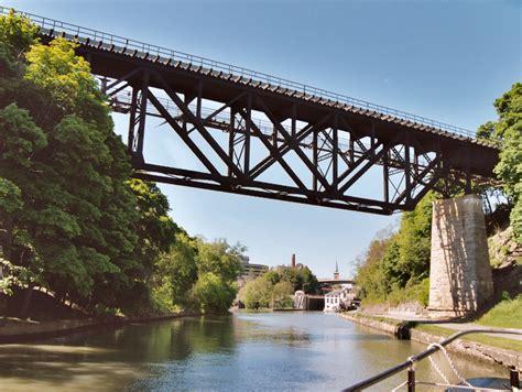 les ponts en treillis pont en treillis