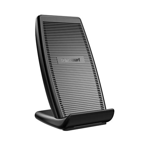 wc  dual coil wireless charging stand tronsmart