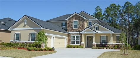new homes jacksonville fl new home builders homes for sale