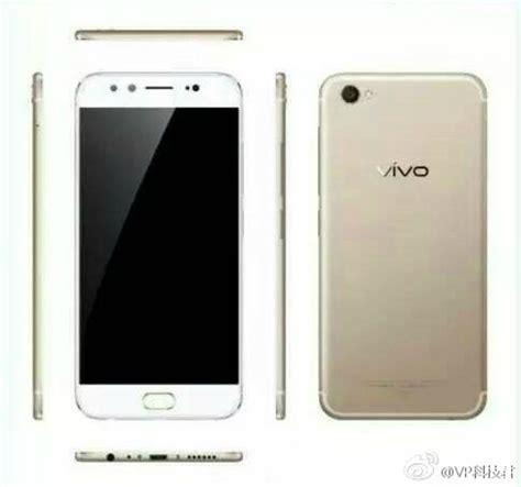 Vivo X9 by Vivo X9 And X9 Plus Renders Leaked Phonesreviews Uk