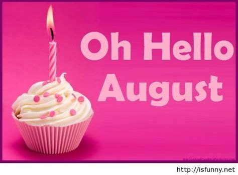 august birthday wallpaper isfunnynet  august august birthday  august images