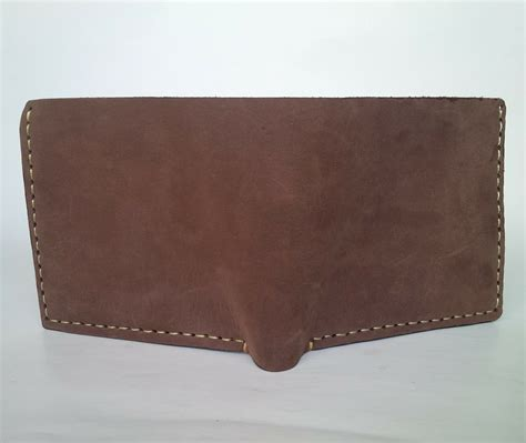 Dompet Pria Kulit Asli Dot Bovine Vintage Leather Bifold Wallet dompet kulit asli dompet pria kulit asli murah sedia dompet kulit tas kulit