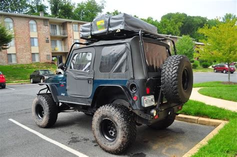 Overland Jeep Tj 17 Best Images About Jeep On Jeep Wranglers