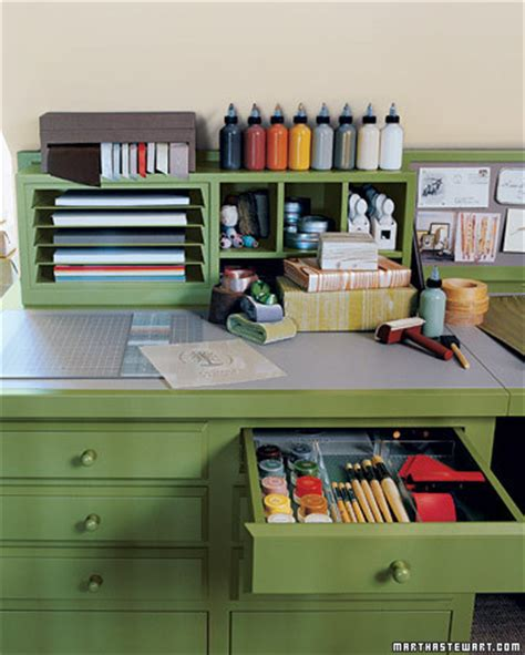 martha stewart craft room organization craft space inspiration martha stewart organization