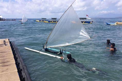 Perahu Mini by Banyuwangi Merdeka Serunya Lomba Perahu Mini Di