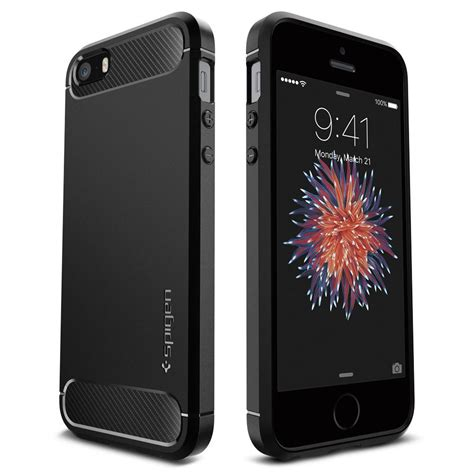 iphone se rugged armor spigen inc