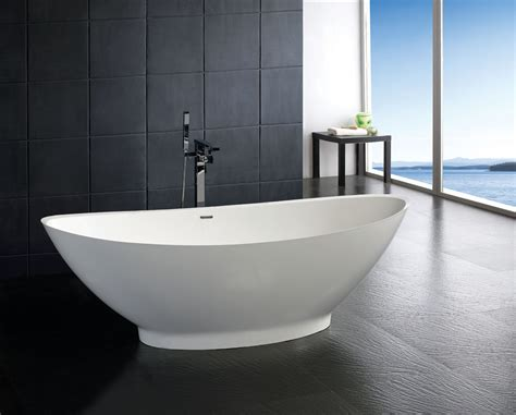 modern bathtub shower esperia luxury modern bathtub 74 quot