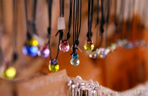 how to make glass jewelry at home what is glass jewelry with pictures