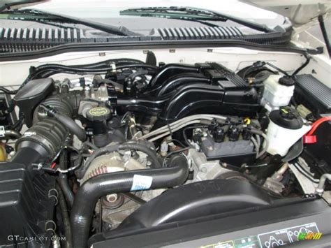 how do cars engines work 2005 mercury mountaineer head up display 2005 mercury mountaineer v6 premier awd 4 0 liter sohc 12 valve v6 engine photo 74923374