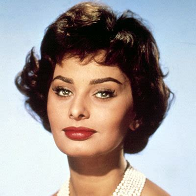 1950 italian hairstyles sophia loren s changing looks instyle com