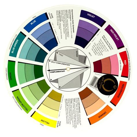 color wheel tool biotouch permanent makeup color wheel accessory tools