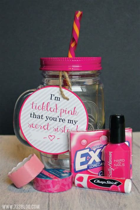 secret pal ideas 17 best ideas about secret pal gifts on