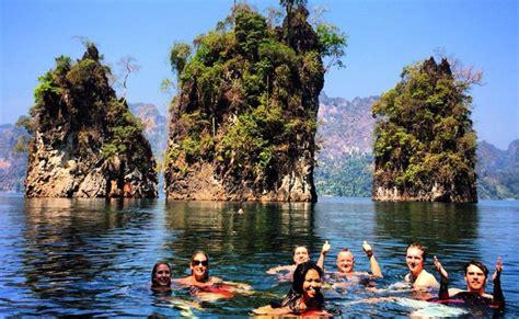 Modern Villas Khao Sok Lake 2 Day Group Safari