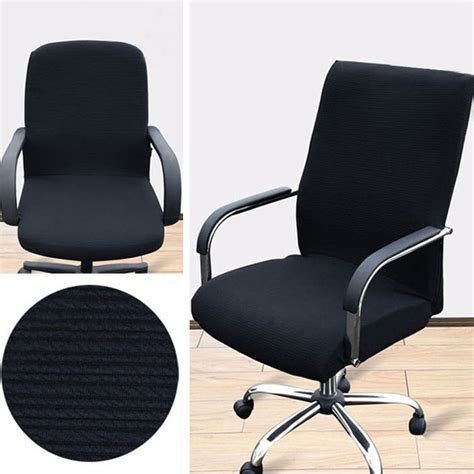Office Armchair Covers by Chair Covers Study Room Office Armchair Swivel Seats