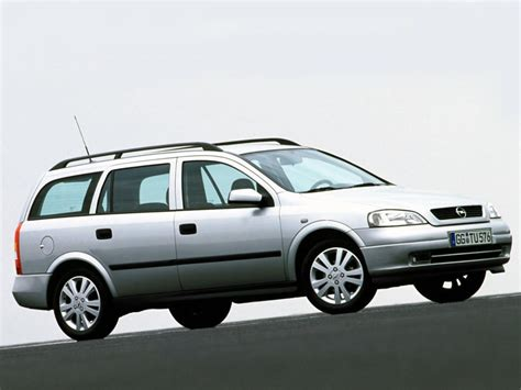 Opel Astra Caravan by Opel Astra G Caravan 1 8 16v 125 Hp
