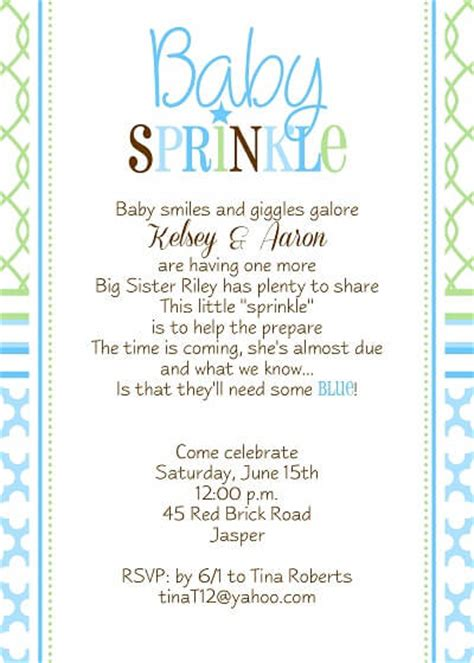 What Is A Second Baby Shower Called what is a baby shower sprinkle baby shower ideas
