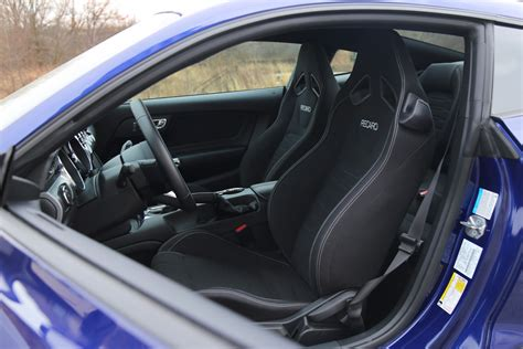 2015 mustang recaro seats cloth review 2015 ford mustang ecoboost canadian auto review