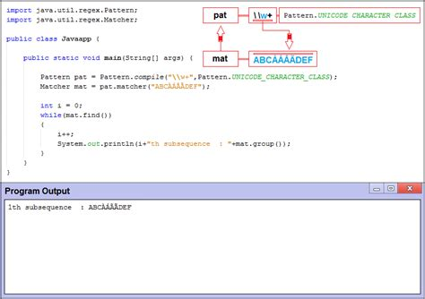 java pattern regex case insensitive java pattern flags java tutorial