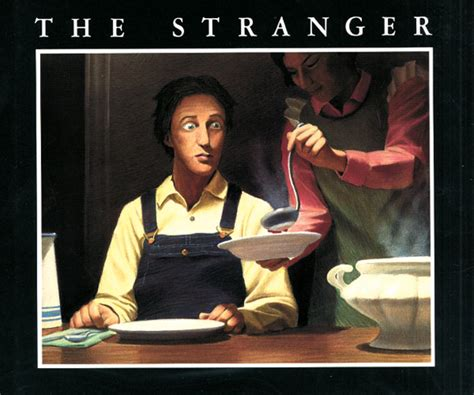 the stranger from the wac reviews children s literature the stranger