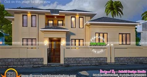 400 yard home design modern house 400 square yards kerala home design and floor plans