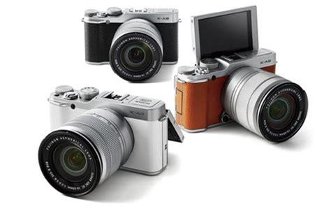 Fuji 1 Besar harga kamera fujifilm x a2 kit1 brown terbaru 2016
