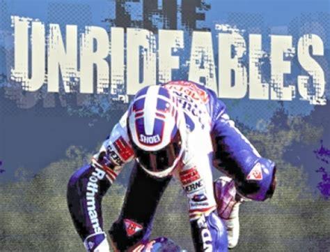 500 Ccm Motorrad Wm by The Unrideables 500 Ccm Motorrad Wm In Auf Dvd