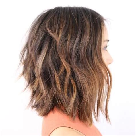 lob haircu thick hair 60 most beneficial haircuts for thick hair of any length