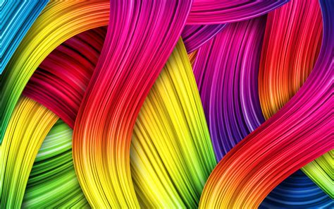 wallpaper garis warna warni hd garis warna warni abstrak seni hd wallpaper desktop lebar