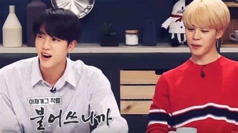 dramacool knowing brother ep 94 jin y jimin de bts acuden a quot please take care of my