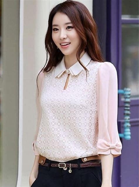 Blouse Korea 49 Best Images About Preppy On