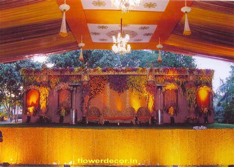 Genda Flower Decoration by Wedding Flower Decoration Photo Gallery Flower Decor