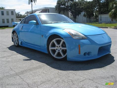 blue nissan 350z 350z custom blue www pixshark com images galleries