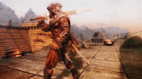 skyrim nexus mods and community immersive weapons at skyrim nexus mods and community