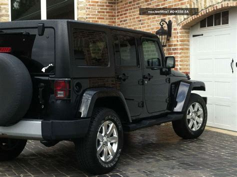 black jeep 4 door black customized jeep wranglers image 58