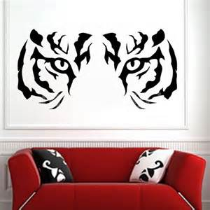 Tiger Wall Stickers tiger wall decal t wall decal