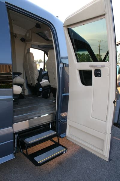 unmatched luxury tailgater the mauck2 sprinter