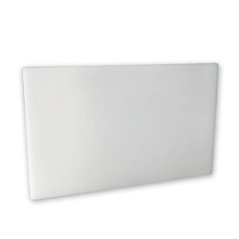big white boards chopping board polyethylene white chef s complements