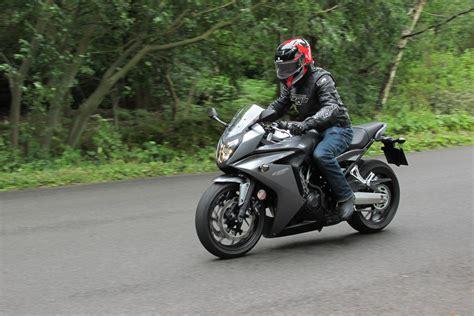 honda cbr 650 2012 uk road test honda cbr650f review visordown