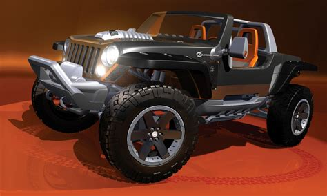 jeep hurricane 2005 jeep r hurricane concept vehicle 187 car revs daily com