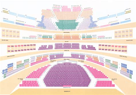 royal opera house seating plan view sydney opera house seating plans home floor plans