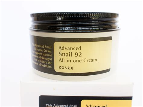 Cosrx Advanced Snail 92 All In One 5gr cosrx advanced snail 92 all in one review