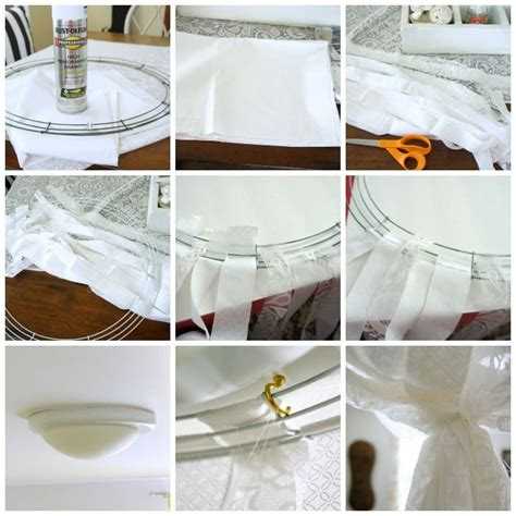 Fabric Chandelier Diy Best 10 Fabric Chandelier Ideas On Paper Chandelier Ceiling Paper And Hanging Mobile