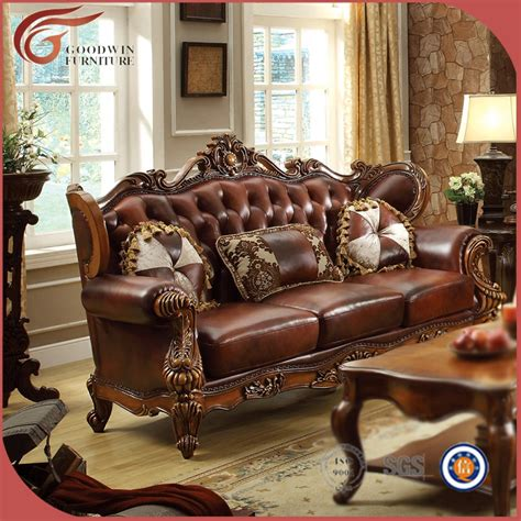antique living room furniture wholesale leather