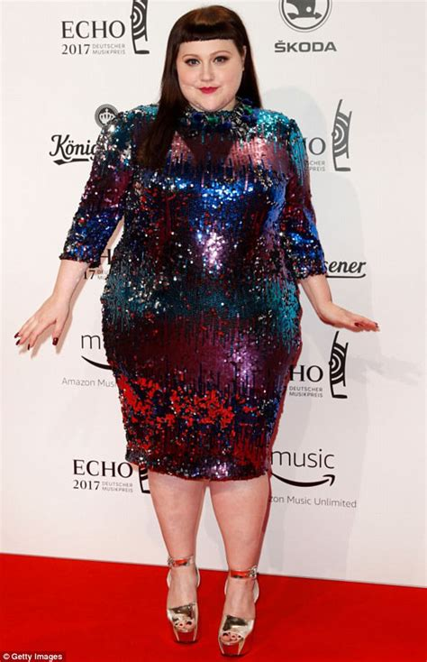 Beth Ditto Blames For Womens Poor Self Image by Beth Ditto Describes Herself As A Feminist
