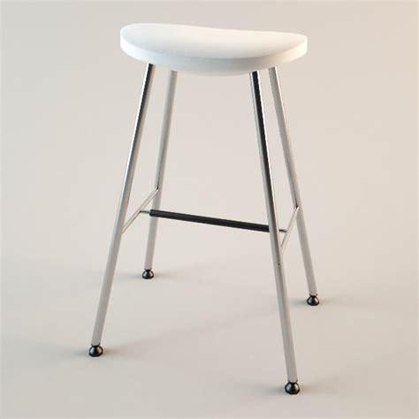 ikea stools ikea bar stool 3d model