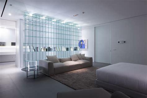 interior glass design glass shelving interior design ideas