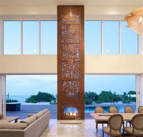 interior design screens modern interior design with laser cut screen and beautiful